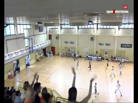 Aurora Desio vs Montepaschi Siena (Finali nazionali under 15 2014, giornata 1) - 4° quarto