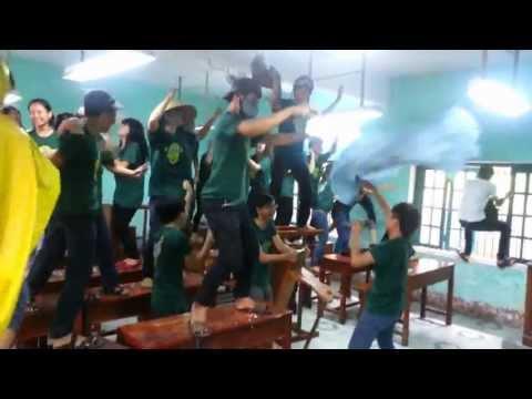 Harlem Shake - Phiên Bản Trẻ Trâu Cuối Năm 12 :(