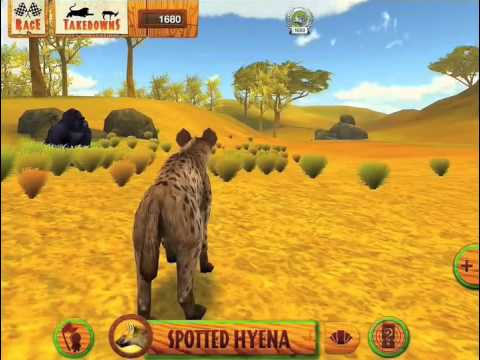 Animal Planet Wild Lands iOS Game