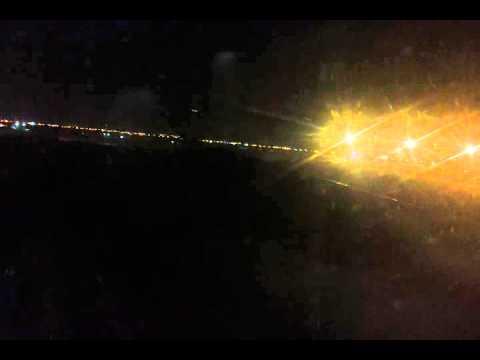 FLY NAS LANDING IN RIYADH AIRPORT