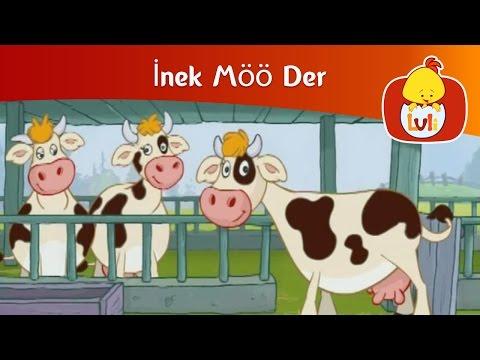 İnek Möö Der - İnek, çocuklar için