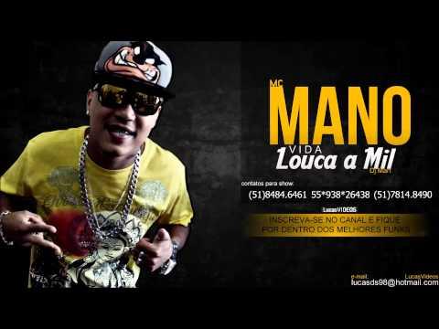 Mc Mano - Vida loka a 1000 (Dj Mart) 2013