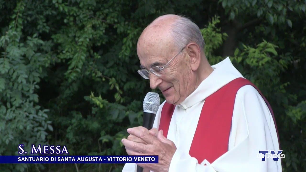 S. Messa dal Santuario di Santa Augusta - 22.08.2020