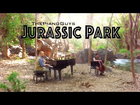 Piano Guys - Jurassic World Sonata