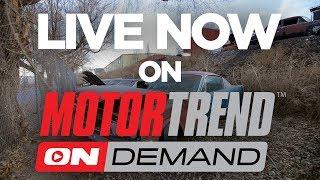 TEASER! 70 Chrysler 300 Hurst, 68 Pontiac GTO and More in Denver, CO - Junkyard Gold Ep. 4. MotorTrend.
