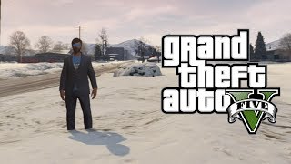 "GTA 5 Online ""SNOW MAP GLITCH ONLINE"" How To Get To"