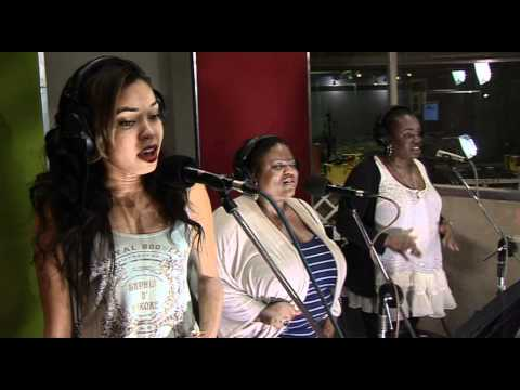 Dionne Bromfield performs Bob Marley's 'Three Little Birds' for 1Xtra