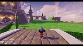 Disney Infinity Get UNLIMITED Spins For Toy Vault