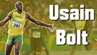 Usain Bolt - Sprinting Montage