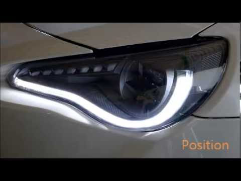 INTEC FULL LED HEAD LIGHT