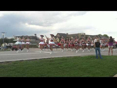 RHHS Homecoming Parade Part 2