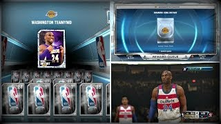 NBA 2K14 Next Gen MyTEAM Diamond Kobe Bryant! Rare