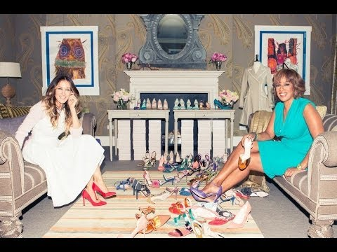 If The Shoe Fits... Ft. Sarah Jessica Parker