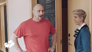Coach Dad: Father's Day Surprise   WestJet & Ronald McDonald House Charities Canada