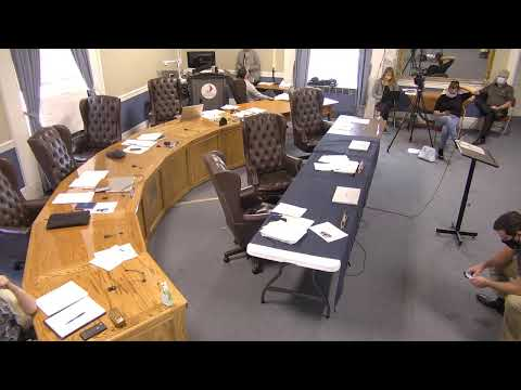 Plattsburgh Common Council Meeting  10-1-2020