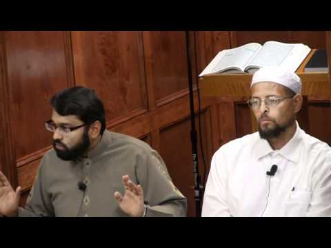 Preparing for The Last 10 Nights by Sh. Yasir Qadhi with special guest Imam Zaid Shakir