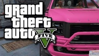 GTA 5 Online Multiplayer Funny Gameplay Moments! #6 (Epic Fapping Fail, Mt. Chiliad Fun, and More!)