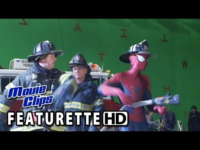 The Amazing Spider-Man 2 Featurette - Sustainability (2014) HD