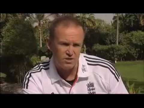 Andy Flower talks about Sport Arabia