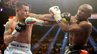 Floyd Mayweather Vs Marcos Maidana 2 HIGHLIGHTS