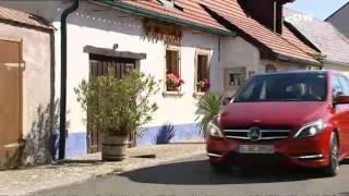 Новый Mercedes В-Класса