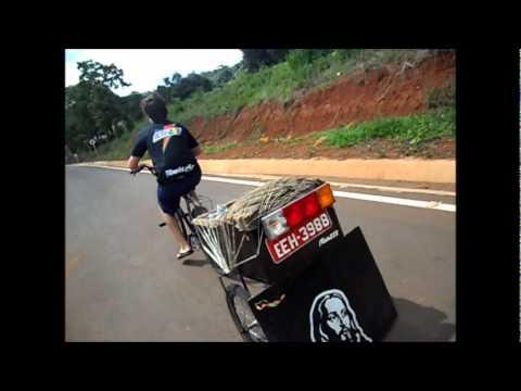 Bike Flogao Rota282 Nas Quebradas de Asas.