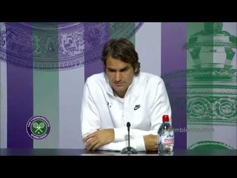 Roger Federer: 'my game is back' - Wimbledon 2014