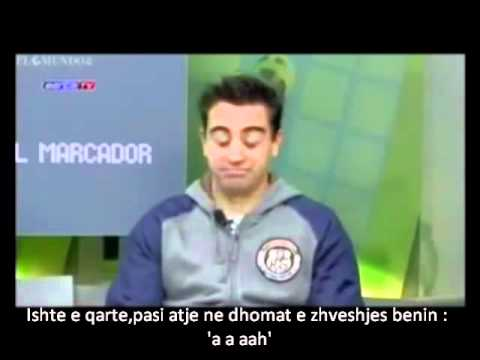 Xavi : Diarra futet si nje kafshe !