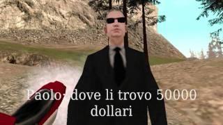 GTA San Andreas: Leatherface (FILM)