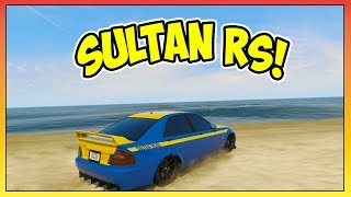 GTA 5 Online Sultan RS 100% CONFIRMED Spawn Location