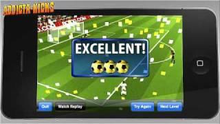 Addicta-Kicks IPhone Trailer