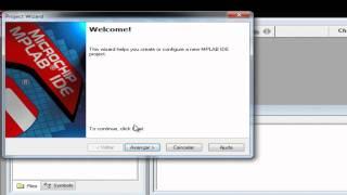 Microcontrolador PIC Configuração Da MPLAB IDE