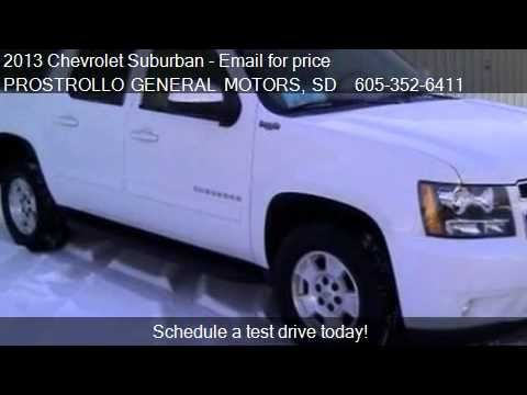 2013 Chevrolet Suburban LT for sale in Huron, SD 57350 at PR