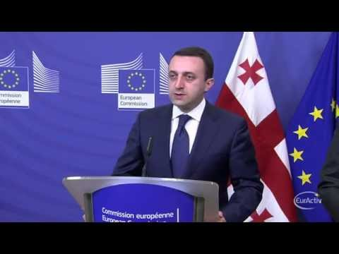 EU 'committed' to early signing of association agreement with Georgia