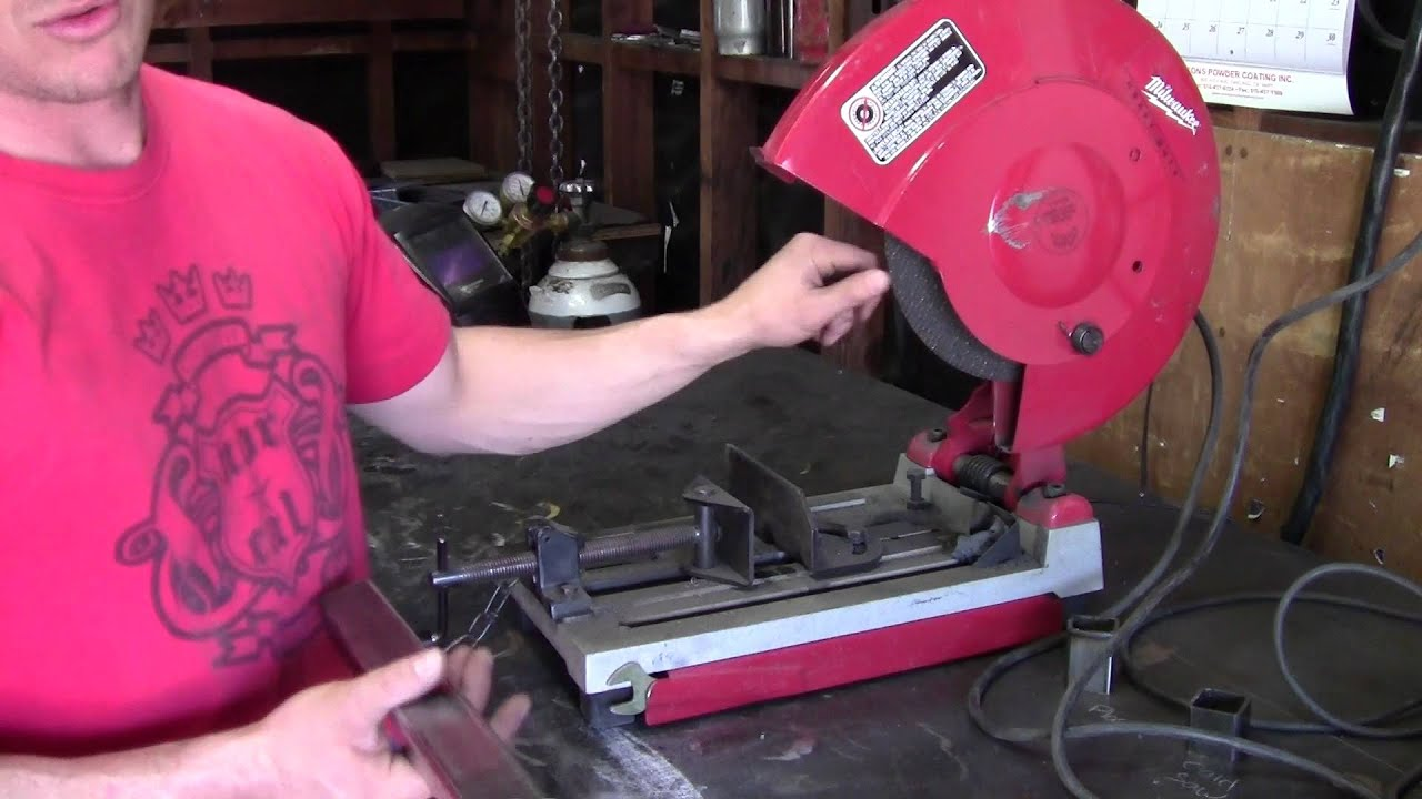 How To Cut Steel 5 Different Ways Youtube