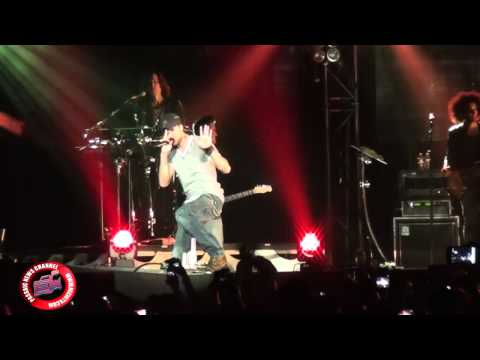 "Concierto Enrique Iglesias-Pitbull-Prince Royce ""Euphoria Tour"" Prudential Center NJ (Sep 24, 11)"