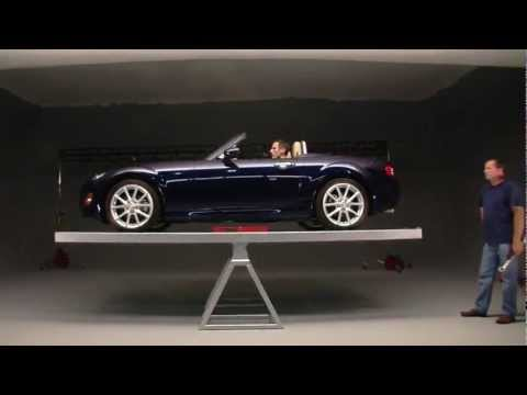 "Mazda MX-5 Miata ""Balance"" Ad — Behind the Scenes 