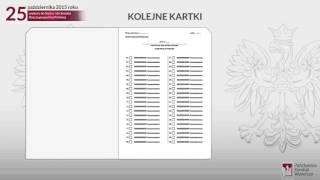 Komunikat Państwowej Komisji Wyborczej dotyczący Wyborów do Sejmu RP i do Senatu RP 2015.