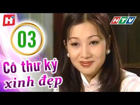 Cô Thư Ký Xinh Đẹp -   tập 03 | Phim Tình Cảm Việt Nam Hay Mới Nhất 2016