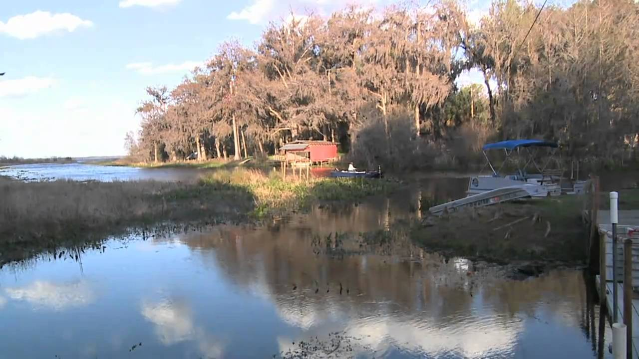 Twin lakes old florida fish camp youtube for Florida fish camps