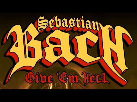 Sebastian Bach - Taking Back Tomorrow Lyric Video (Official / New Album / 2014)