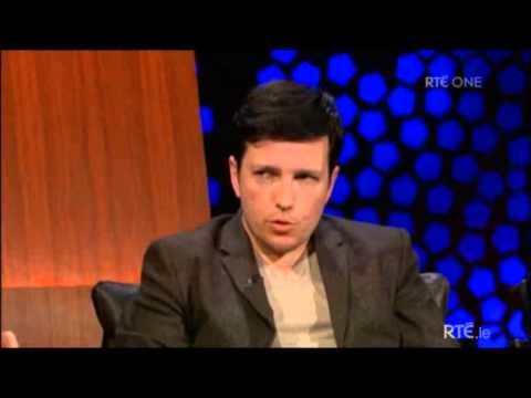 RTÉ Late Late Show - Tom Gilmartin and political corruption in Ireland