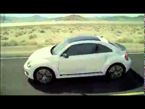 Vision Automotriz Nuevo Volkswagen Beetle 2012.mp4