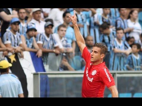 Grêmio 1x2 Internacional - Gauchão 2014 - Narração: Pedro Ernesto ( Rádio Gaúcha )
