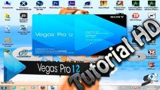 Como Baixar Sony Vegas Pro 12 + Ativação Completo