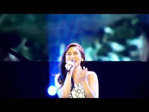 Sarah Geronimo -  Sino Nga Ba S'ya (LIVE)  What Love Is Concert
