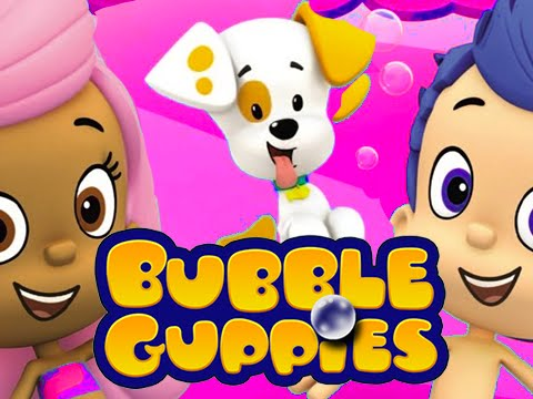 Bubble Guppies | Animal School Day | Full Episode 2014