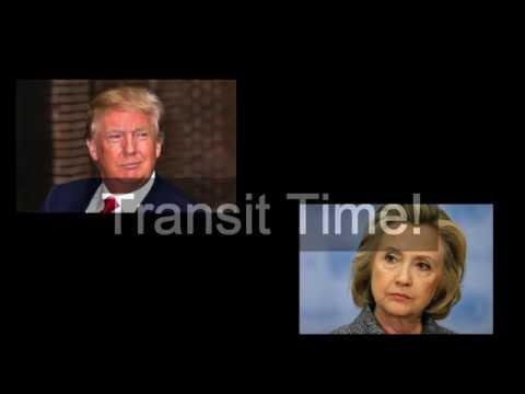 Presidential Election 2016 Astrology Analysis & Prediction