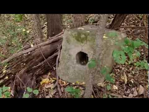 Midwest Diggers - Metal Detecting old 1800's church camp Relics