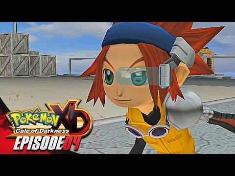 Pokémon XD Gale of Darkness Let's Play w/ TheKingNappy - Ep 4